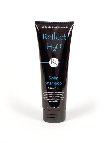 Reflect Sports H2O Swim Shampoo, 8-Ounce