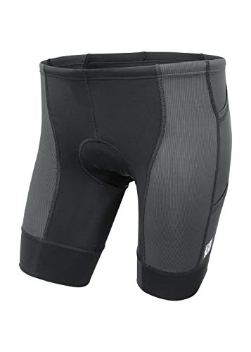 De Soto Forza 4-Pocket Tri Short -2020 (Black, Small)