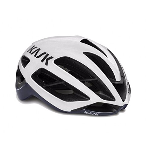 Kask Protone Helmet, White Navy Blue, Small