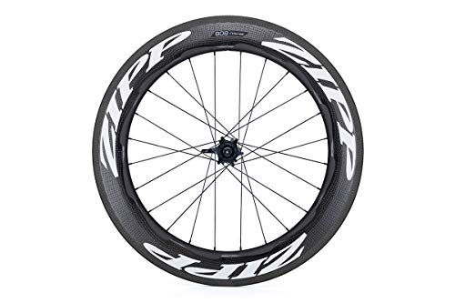 Zipp 808 Firecrest Carbon Clincher Road Wheel Black, Rear, SRAM/Shimano