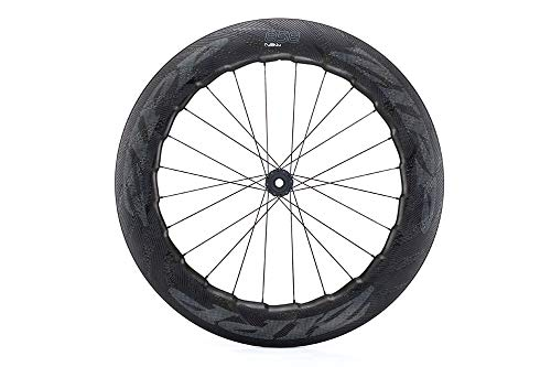 Zipp 858 NSW Clincher Front Wheel, Rim Brake, Impress Graphics, Size 700C