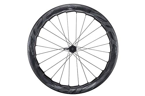 Zipp 454 NSW Clincher Front Wheel, Rim Brake, Impress Graphics, Size 700C