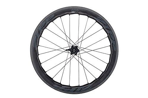 Zipp 454 NSW Clincher Front Wheel, Rim Brake, Impress Graphics, Size 700C