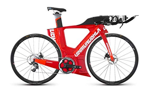 Diamondback 2018 Andean 1 Triathlon Bike (Red, 54cm)