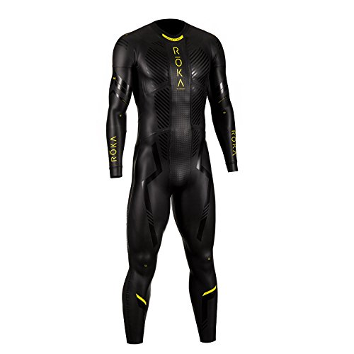 ROKA Maverick Pro II Men's Wetsuit for Swimming and Triathlons