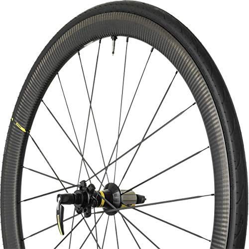 Mavic Cosmic Pro Carbon SL UST Wheel Black, Rear, Shimano/SRAM