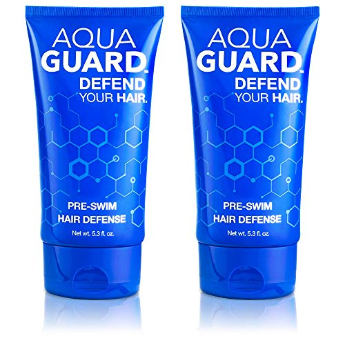 AquaGuard Pre-Swim Hair Defense 5.3 oz (2 Bottles)